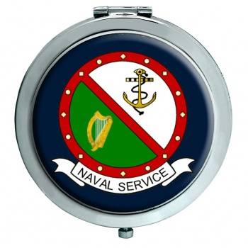 Irish Naval Service Chrome Mirror
