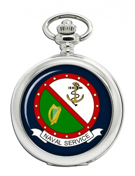 Irish Naval Service Pocket Watch