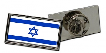 Israel  Flag Pin Badge