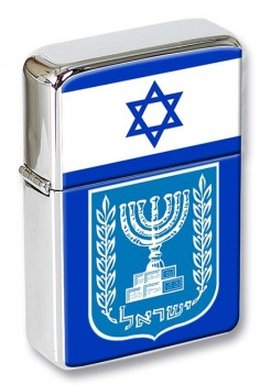 Israel  Flip Top Lighter