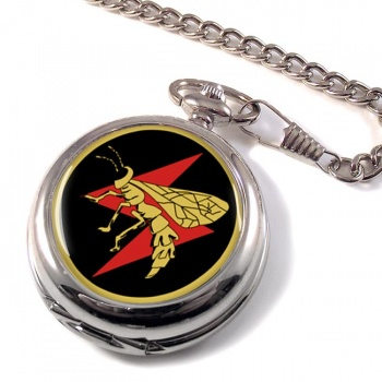 113 Squadron IAF Pocket Watch