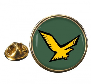 140 Squadron IAF Round Pin Badge