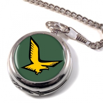 140 Squadron IAF Pocket Watch