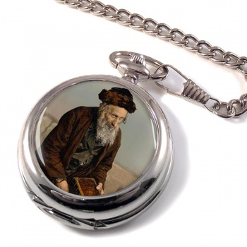 An Israelite of Jerusalem Pocket Watch