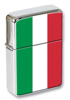 Italy Italia Flip Top Lighter