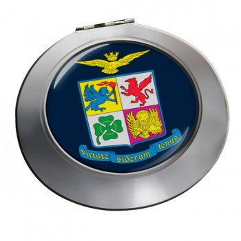 Italian Air Force (Aeronautica Militare) Chrome Mirror
