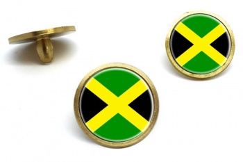 Jamaica Golf Ball Marker