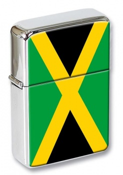 Jamaica Flip Top Lighter