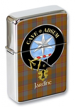 Jardine Scottish Clan Flip Top Lighter