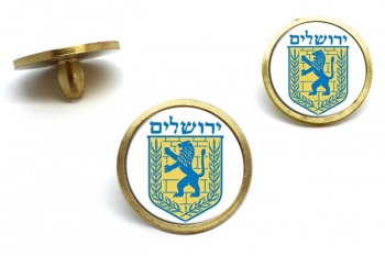 Jerusalem (Israel) Golf Ball Marker
