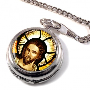 Icon of Christ Pocket Watch