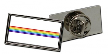 Jewish Autonomous Oblast Flag Pin Badge