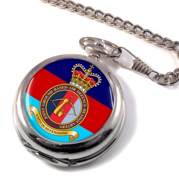 Joint Ground Based Air Defence Headquarters Pocket Watch