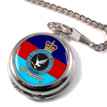 Joint Helicopter Command Pocket Watch