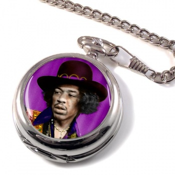 Jimi Hendrix Pocket Watch