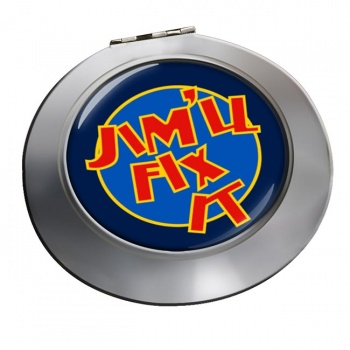 Jim'll Fix It Chrome Mirror