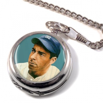 Joe DiMaggio Pocket Watch