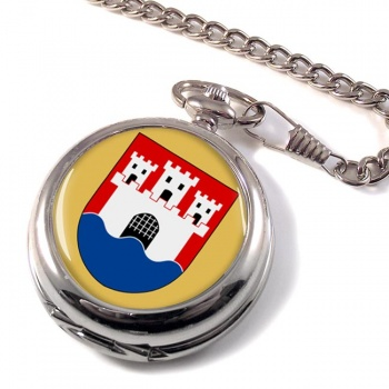 Jonkoping (Sweden) Pocket Watch