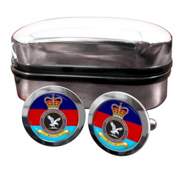 Joint Special Forces Aviation Wing Round Cufflinks