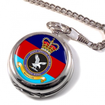 Joint Special Forces Aviation Wing Pocket Watch