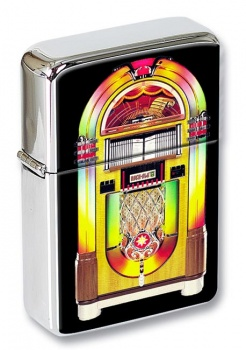 Juke Box Flip Top Lighter