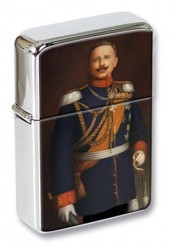 Kaiser Wilhelm II Flip Top Lighter