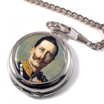 Kaiser Wilhelm II Pocket Watch