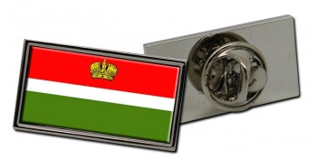 Kaluga Oblast Flag Pin Badge