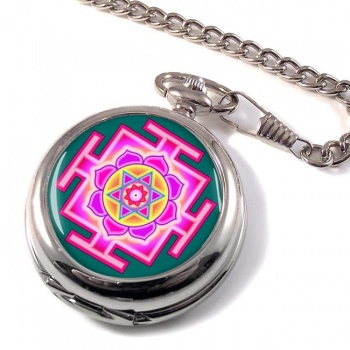 Kamala Yantra Pocket Watch