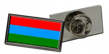 Karelia Flag Pin Badge