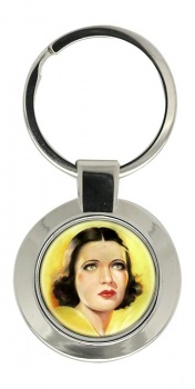 Kay Francis, Actress Key Ring