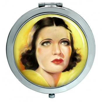 Kay Francis, Actress Compact Mirror