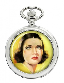 Kay Francis, Actress Pocket Watch