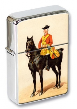 King's Carabiniers 1742 Flip Top Lighter