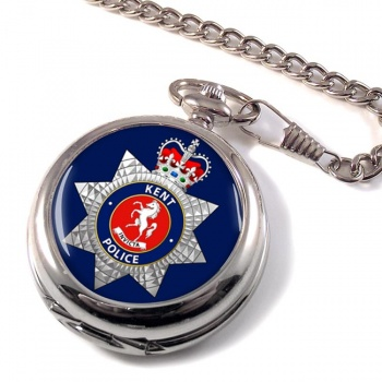 Kent Police Pocket Watch