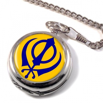 Khanda Pocket Watch
