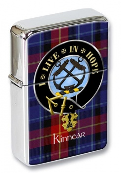 Kinnear Scottish Clan Flip Top Lighter