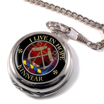 Kinnear Scottish Clan Pocket Watch
