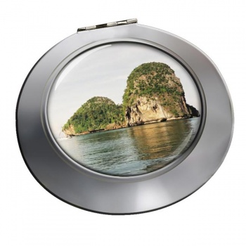 Krabi Thailand Chrome Mirror