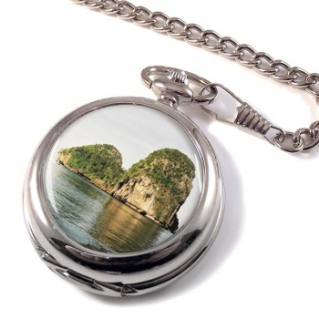 Krabi Thailand Pocket Watch