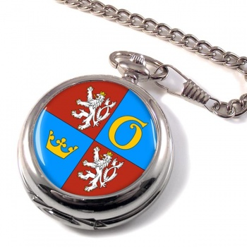 Kra�lovehradecky� kraj (Czech) Pocket Watch