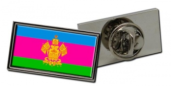 Krasnodar Krai Flag Pin Badge
