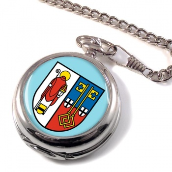 Krefeld (Germany) Pocket Watch
