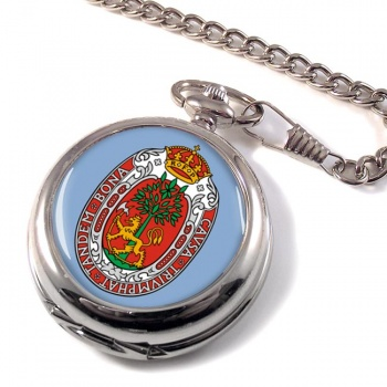 Kristiansand (Norway) Pocket Watch