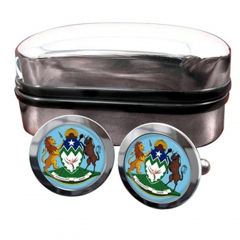 KwaZulu-Natal (South Africa) Crest Cufflinks