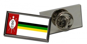 KwaZulu (South Africa) Flag Pin Badge