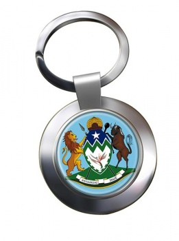 KwaZulu-Natal (South Africa) Metal Key Ring