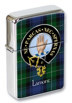 Lamont Scottish Clan Flip Top Lighter