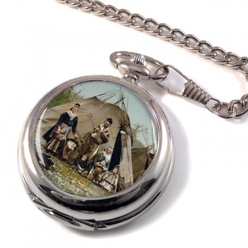 A Lapp Family Pocket Watch