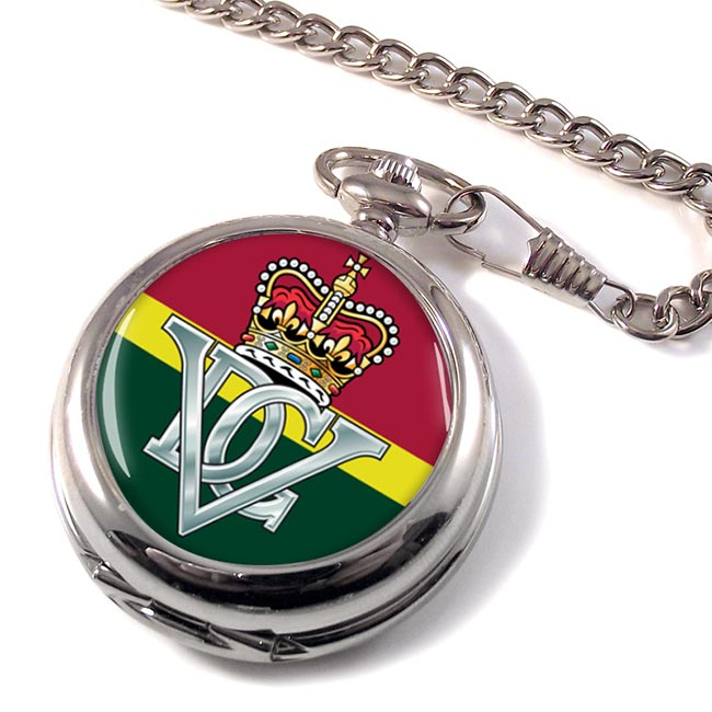 5th Royal Inniskilling Dragoon Guards (British Army) Pocket Watch